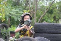 孩子吃苦是早晚的,选择军事夏令营早点体验!