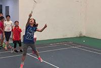 暑期夏令营教会你如何学好羽毛球?