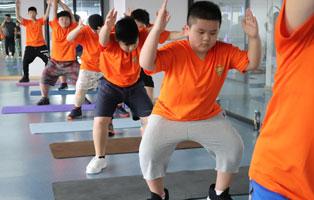 「上海减肥」2020减肥达人14天夏令营(广东、北京、杭州)
