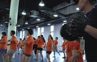 「郑州减肥」2020减肥达人28天夏令营