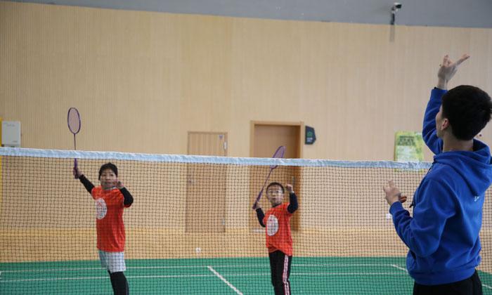 【杭州体育】少儿运动成长12天(羽毛球)少年夏令营