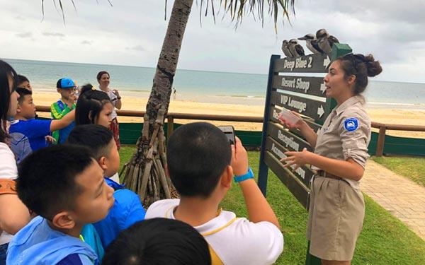 【澳大利亞游學】名校全真插班課程一對一語伴+生態實訓營(14天)