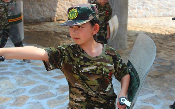 【北京軍事】7天特種兵訓練夏令營