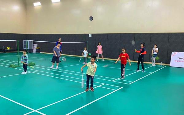 【深圳网球】BCA7天运动体育夏令营