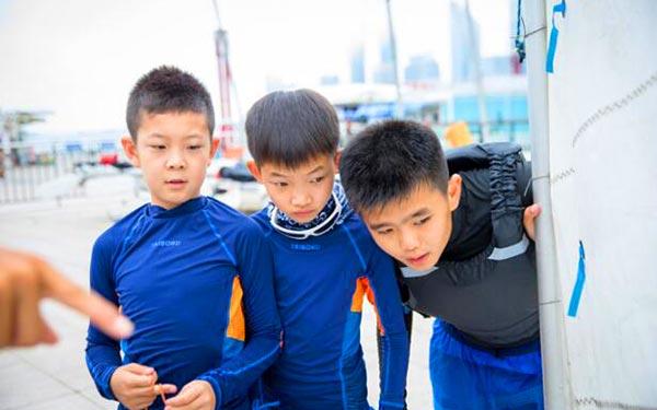 【上海亲子】青青部落航海夏令营