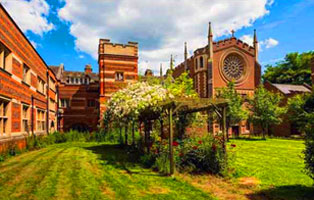「英国游学」百年私校德威学院未来领袖实训研学营(15天)