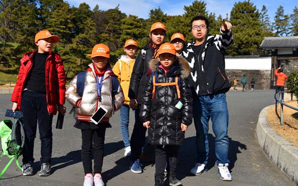 【日本游学】文化探索夏令营(6天)