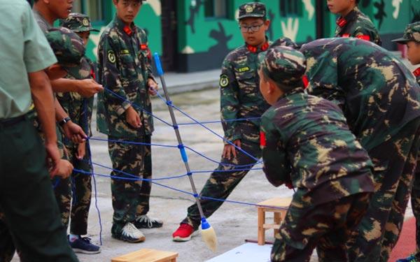【上海軍事】特種兵生存挑戰周末體驗營(2天)