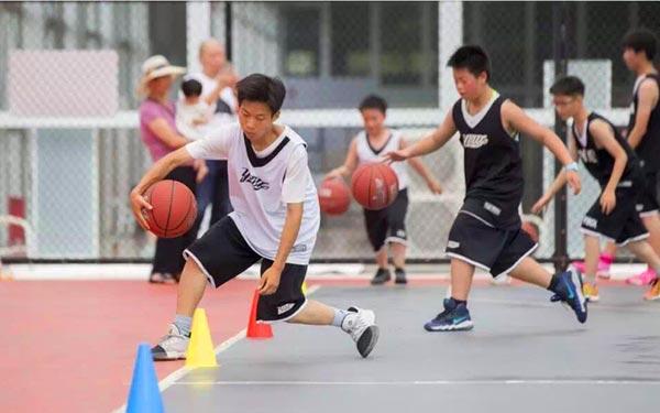 【上海體育】YBDL籃球訓練班-周末常規班(1天)