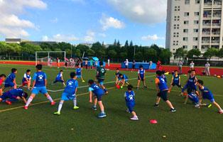 「重庆体育」鼎皇足球2天周末训练营