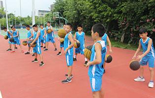 「江西体育」2021赣州篮球夏令营(15/23天)