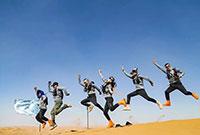 2020年行走中国?首届长三角企业家腾格里沙漠挑战赛正式招募!