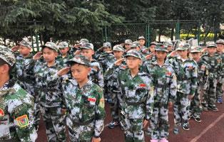 「云南军事」2021昆明快乐少年特训军事夏令营(15天)