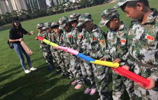 「云南军事」2021昆明快乐少年强化军事夏令营(10天)