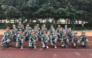 「云南军事」2021昆明快乐少年成长军事夏令营(20天)