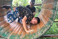 营员参加四川蓝天军事夏令营的五大方法有哪些?