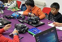 青少年参加乐博士机器人夏令营有何优势?
