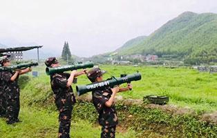 「浙江拓展」2021杭州我是特种兵军事夏令营(28天)