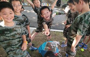 「浙江户外」2021杭州小勇士(野外生存+军事)夏令营|入军营(7天)