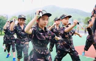 「上海拓展」2021文武双全未来领袖军事夏令营(14天)