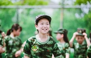 「上海拓展」2021情商辅导+军事化管理养成好习惯训练营(7天)