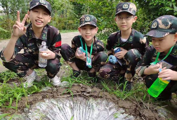 2021杭州《国学+励志》夏令营(14天)