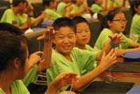 青少年参加领袖夏令营都有哪些收获呐?