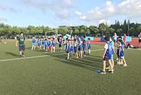 乐黎足球培训班课程安排