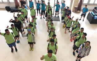 「上海体育」2021乒乓球夏令营(14天)