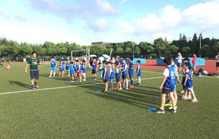 「上海体育」2021足球夏令营(14天)