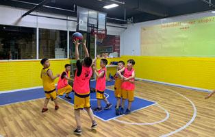 「上海体育」2021篮球夏令营(14天)
