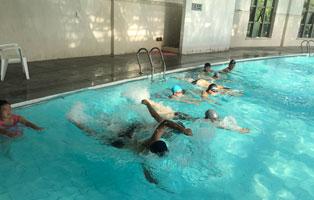「上海体育」2021游泳夏令营(14天)