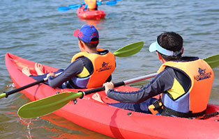 「山东航海」2021威海海洋运动夏令营(7天)丨清凉一夏,小骑士缤纷海上运动之旅
