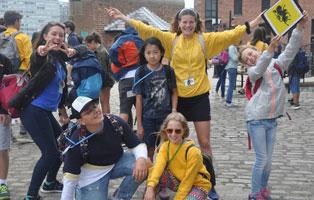 「上海英语」2021你的夏天你做主—英式学术夏校夏令营(7天)