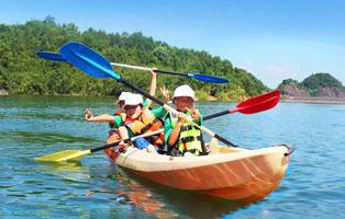 「湖南户外」2021长沙大自然探索夏令营(7天)| 趣撒野吧