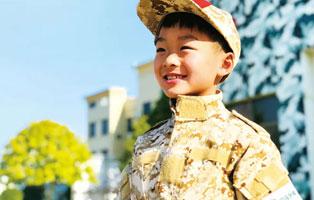 「湖南拓展」2021世界冠军打造的王牌长沙军事夏令营(7天)  御宁少年军