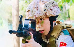 「湖南励志」2021世界冠军打造的王牌长沙军事夏令营(14天)  御宁少年军