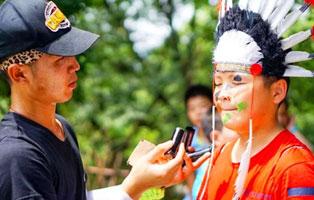 「浙江野外」2020小小印第安荒野求生拓展夏令营(3天)