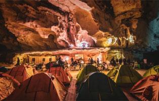「贵州户外」2021M-go原始森林地心探险夏令营(6天) | 地下100米的探险