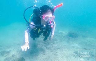 「广东海滨」2021S-diving水肺潜水专业夏令营(OW)·深圳(6天)|征服世界71%的海洋