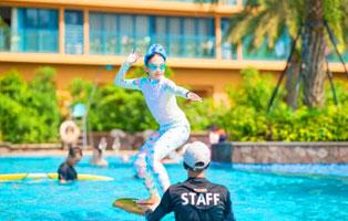【廣東航海】2020S-surfing惠州沖浪專業夏令營-雙月灣(8天)