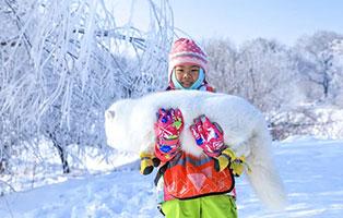 「吉林户外」2020-2021S-skiing松花湖滑雪专业冬令营(6天)