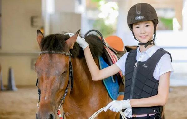 「广东体育」2021S-equestrian东莞马术国庆夏令营(5天)