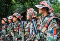 南京軍事夏令營有哪些?