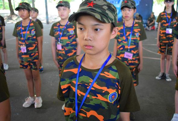 2021佛山军事成长夏令营(14天)