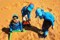 内蒙古夏令营有哪些值得参加的沙漠夏令营?