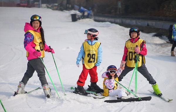 「浙江户外」2021安吉沉浸式滑雪-不出长三角的优选滑雪冬令营(5天)