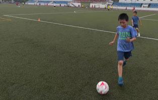 「上海体育」2020拼搏体育足球夏令营(14天)