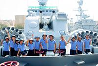 报名青岛军事夏令营需要多少钱?