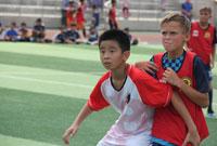 青岛初中足球夏令营有哪些?
